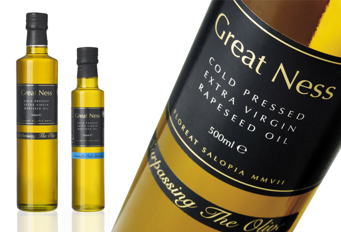 Great Ness Rapeseed Oil